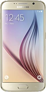 Samsung Smartfon Galaxy S6 Gold 32 GB bez karty SIM (odnowiony)