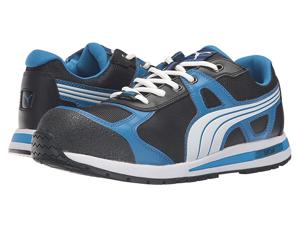 PUMA Safety Aerial Low (Blue/Black) Men