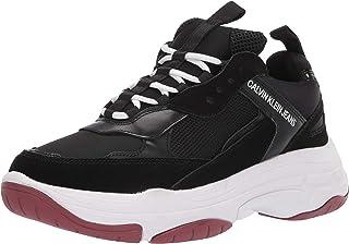 Calvin klein uomo nero marvin chunky sneaker R0802