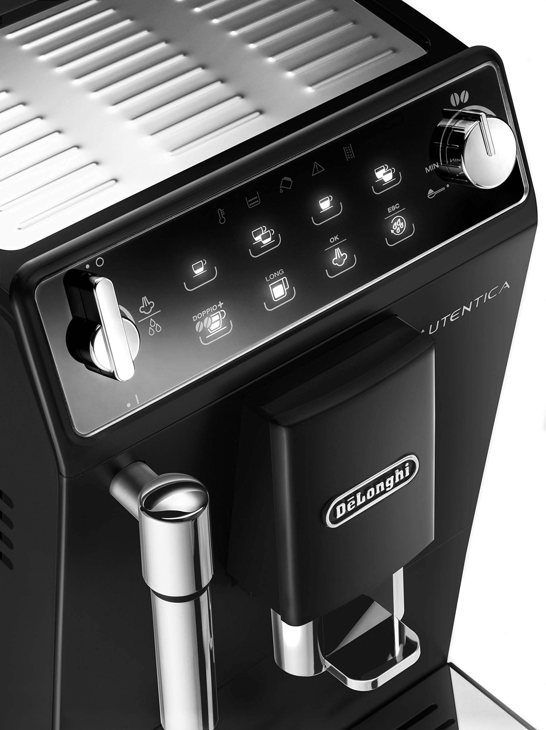 Delonghi Autentica - Cafetera Superautomática para Espresso y ...