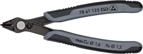 KNIPEX Electronic Super Knips ESD (125 mm) 78 61 125 ESD