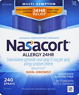 Best nasal spray for dust allergy Reviews