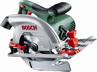 Sponsored Ad – Bosch PKS 55 Circular Saw (saw blade, parallel guide, cardboard box, 1.200 W)