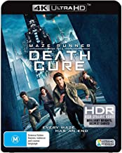 Maze Runner: The Death Cure   (4K Ultra HD)