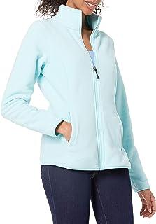 Women's Classic Fit Long-Sleeve Full-Zip Polar Soft Fleece Jacket