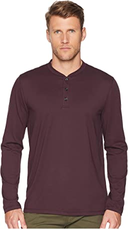 Pima Stretch Henley