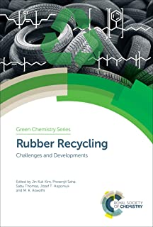 Rubber Recycling: Challenges and Developments (ISSN Book 59)