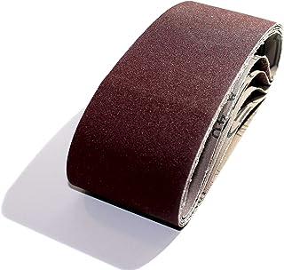 610 x 100mm Puissance de la courroie de poncage abrasifs Ponceuse Fichier Belts