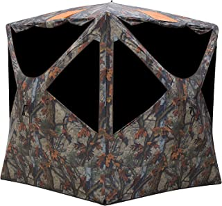 Barronett Blinds Tag Out Hub Hunting Blind, 3 Person Pop...
