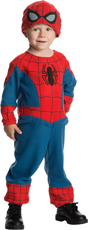 safety Rubie's Marvel Super Hero Fleece Toddler Adventures Costume discount