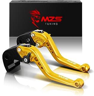MZS 6段調整 ブレーキ クラッチ レバー 27813 用 ホンダ CBR 600 F2 F3 F4 F4i CBR900RR CB599 CB600 CB750 CB919 VTX1300 NC700X NC700S AX-1 CBR250...