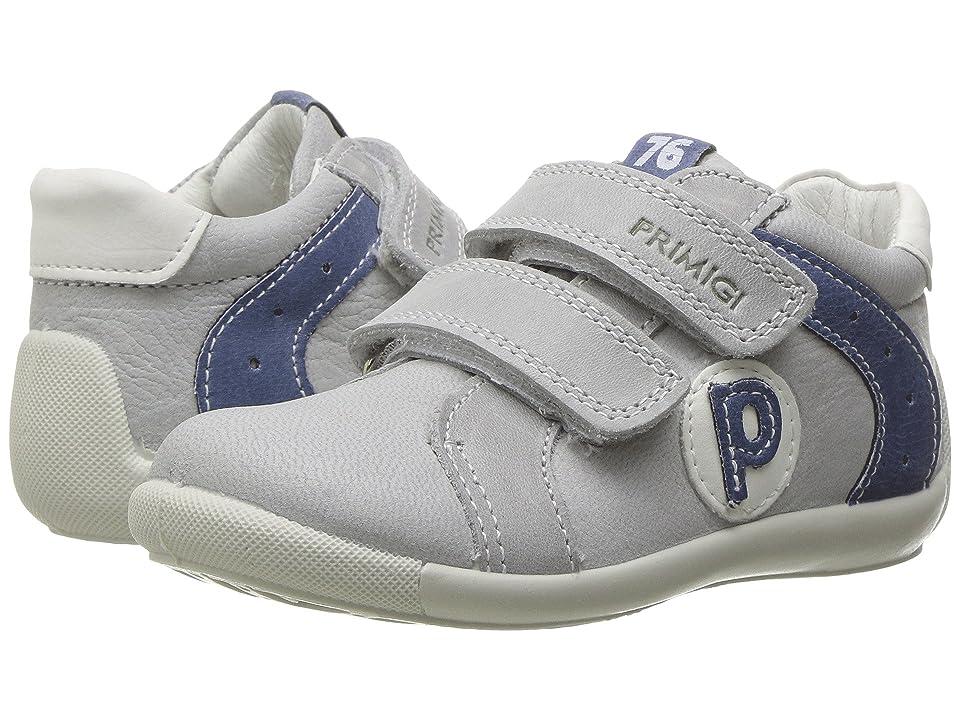 Primigi Kids PSU 7521 (Infant/Toddler) (Grey) Boy