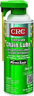 CRC 03055 Food Grade Chain Lubricating Spray, 12 oz Aerosol