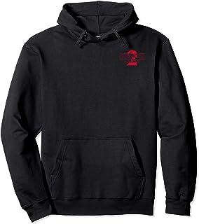 Netflix Stranger Things 2 Left Chest Logo Sweat à Capuche