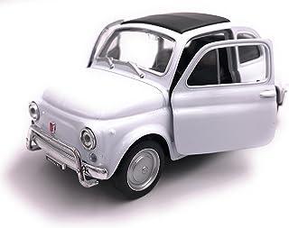 Welly Licencia de Auto Modelo Fiat Nuova 500 para automóvil