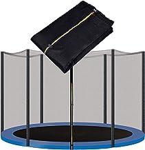 Recreatieve trampoline-veiligheidsbehuizing Net Anti-val Trampoline-bescherming Netbehuizing Surround-net Ademend gaas,10ft