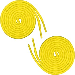 Round Shoelaces for Sneakers, Boots and Shoes - Chose your colors and size