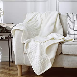 cable knit bedspread
