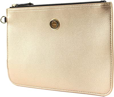 Tommy Hilfiger Tommy Chain Pouch Giftset Gold Black