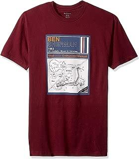 Ben Sherman Men's Manual Graphic Tee