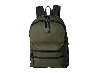 Vans Schoolin It Backpack (Grape Leaf) Backpack Bags