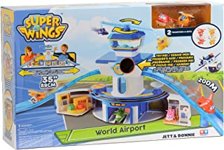 Super Wings World Airport Playset Tower YW710830