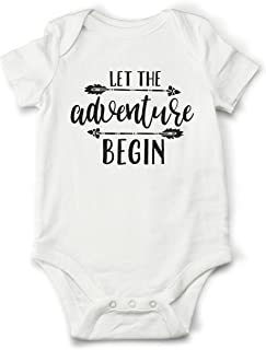Baby Pregnancy Announcement for Grandparents, Husband, Family - Let The Adventure Begin, Pregnancy Reveal