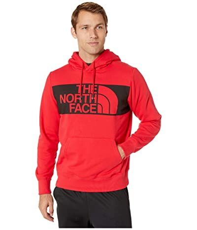 The North Face Edge to Edge Pullover Hoodie (TNF Red/TNF Black) Men