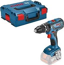 Bosch Professional 18V System GSB 18V-28 - Taladro percutor a batería (63 Nm, 1900 rpm, 3 baterías x 3.0 Ah, en L-BOXX)