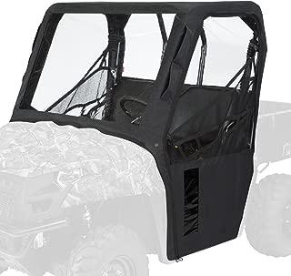 Classic Accessories QuadGear Black UTV Cab Enclosure (Polaris Ranger 400, 570, 800)