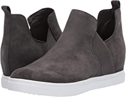 Dark Grey Suede