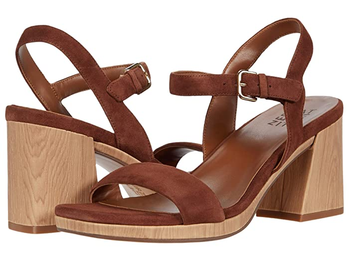 Naturalizer  Rose (Lodge Brown Suede) Womens Shoes