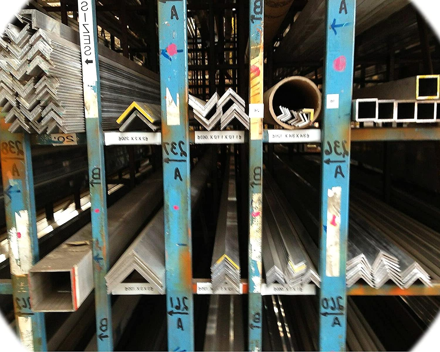 New Metal Alloy 6061 Aluminum Angle product OFFicial site x SH-4 .250