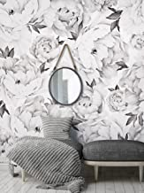 Best black and white flower mural Reviews