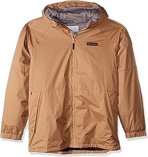 Columbia Men's Helvetia Heights Jacket, Waterproof & Breathable