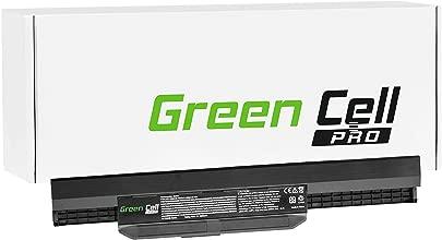 Green Cell  PRO Serie A32-K53 A41-K53 Akku f r Asus A43 A43U A53T A54 K43 K53J K54 K54C X53B X53BR X53BY X53SC X53SD X53SG X53TA X53TK X53Z X54HR X54XB  Original Samsung SDI Zellen  5200mAh