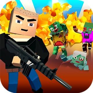 Blocky Shooter: Zombie Survival