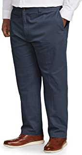 Amazon Essentials Men's Big & Tall Relaxed-fit Casual Stretch Khaki Pant fit by DXL fit by DXL