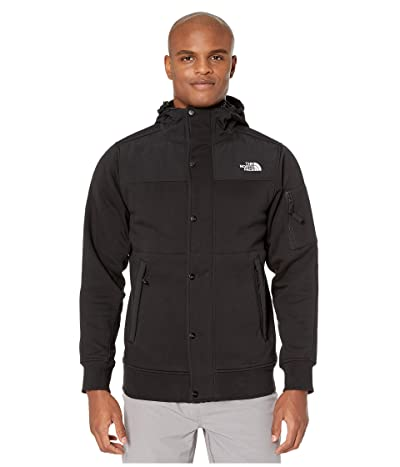 The North Face Highrail Fleece Jacket (TNF Black) Men