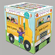 Junie B. Jones Books in a Bus: Books 1-28
