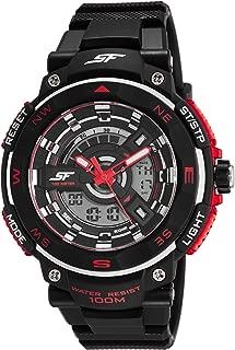 Fibre (SF) Xtreme Gear Analog-Digital Black Dial Men's Watch-77071PP01