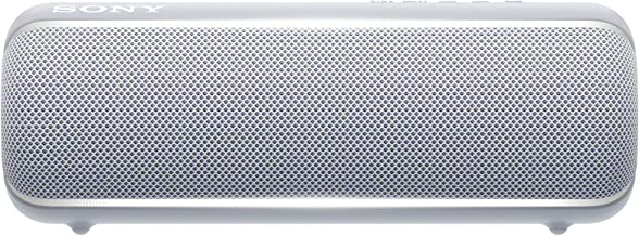 Sony SRS-XB22 Portable Bluetooth Speaker: Compact Wireless Party Speaker with Flashing Line Light - Waterproof and Shockpr...