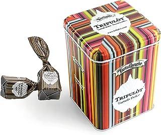Tartuflanghe - Trifulòt - Mini Trufas Dulces de Alba en Caja Metálica de Regalo - 105