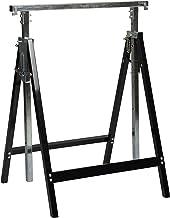 Nordlinger Pro 640023 Pro professionele bokken in set, in hoogte verstelbaar, voor zware lasten