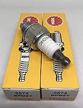 NGK Bpm8y (5574) Spark Plugs Individual Boxed - 2 Pack