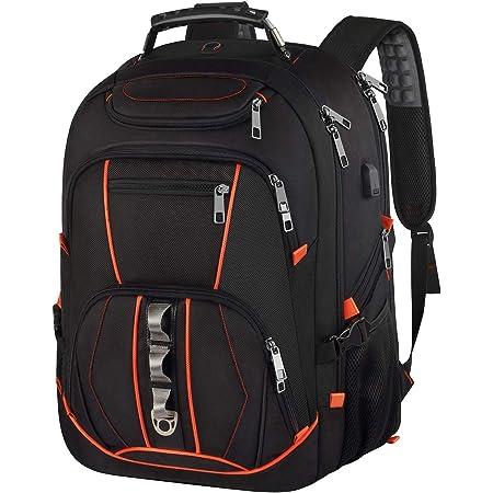 Arthur Around The Christmas Tree Backpack Daypack Rucksack Laptop Shoulder Bag with USB Charging Port