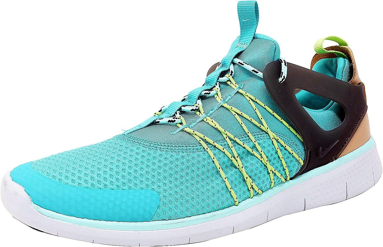 NIKE Free Viritous WMNS Schuhe Laufschuhe Sportschuhe Grün 725060 400, Größenauswahl 42 B00ZKNQWRM  Starke Hitze- und Verschleißfestigkeit