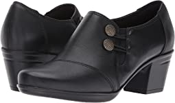 75c35486229 Clarks helio latitude black leather