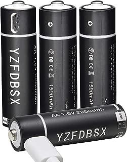 Best 1.6 volt rechargeable batteries Reviews