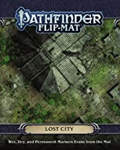 Pathfinder Flip Mat Lost City